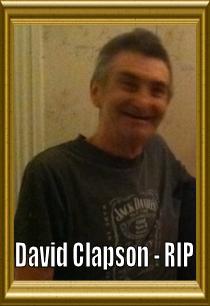 DAVID CLAPSON
